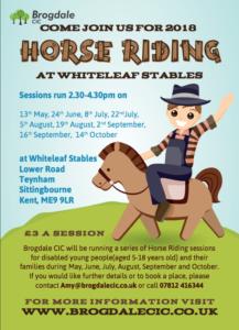 Horse Riding 2018